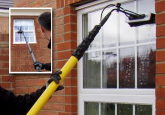 Residential & commercial window cleaning
